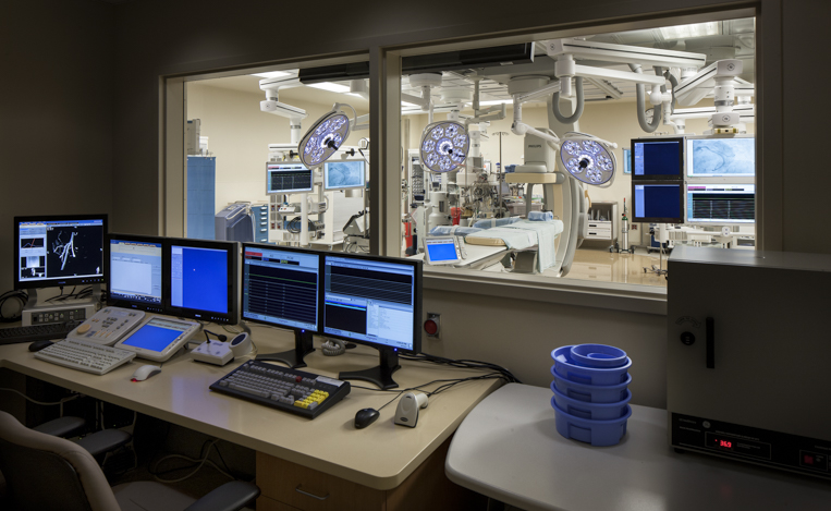 Lancaster General Health Hybrid Operating Rooms