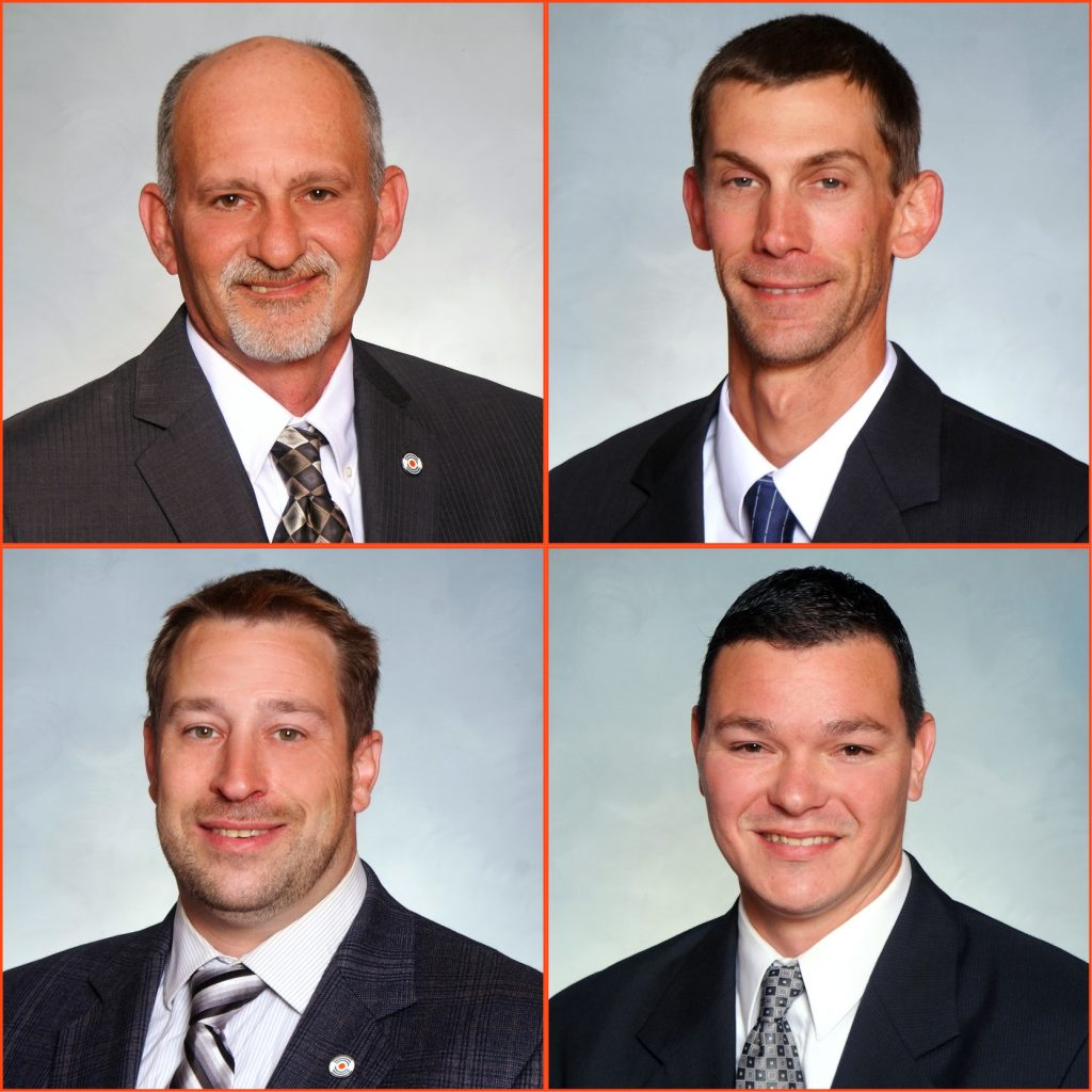 Bender, Gallimore, Mullen and Visco, project superintendent