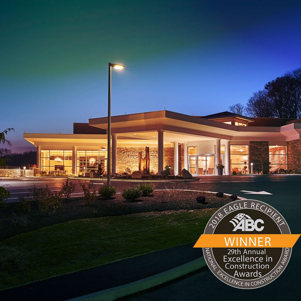 Benchmark Construction receives two National Excellence in